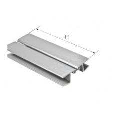 Свързващ ъгъл за пвц цокъл /100 мм/