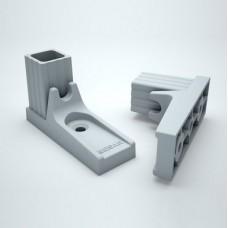 Сглобка за алуминиев профил-държач