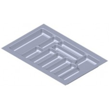 PVC поставка за прибори - за шкаф 800 мм