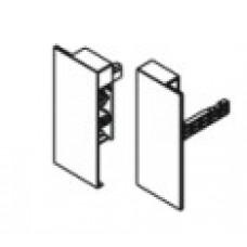 Скоби за монтаж на лицев панел H=95 мм