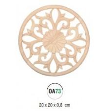 Дървени апликации OA73