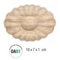 Дървени апликации OA91