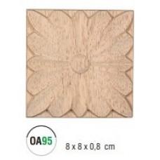 Дървени апликации OA95