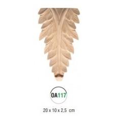 Дървен капител ОА117
