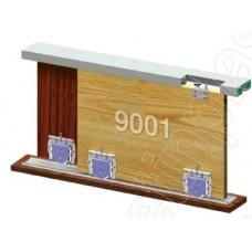 Регулирана плъзгаща система панел механизация 9001