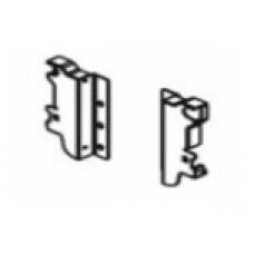 Монтажна планка за рейлинг H=130 мм, за заден панел